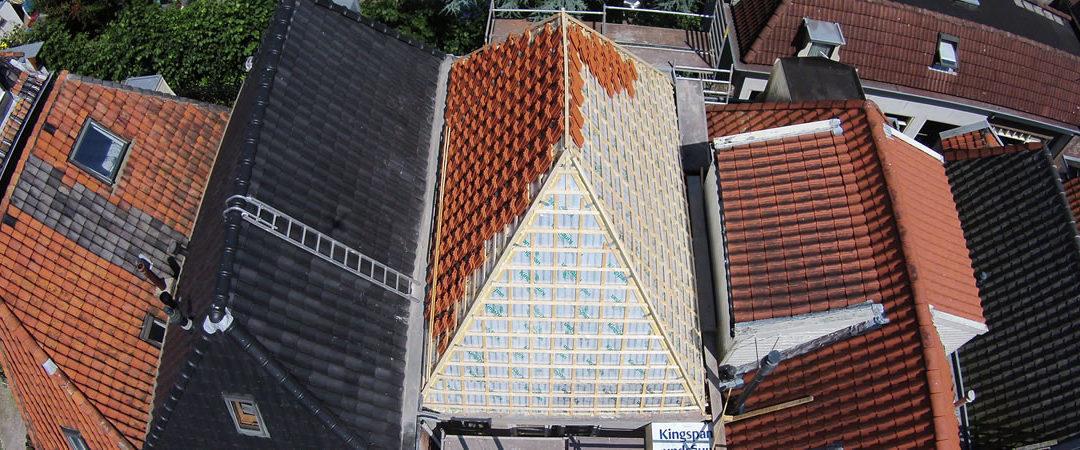 Compleet Pannendak Hoorn