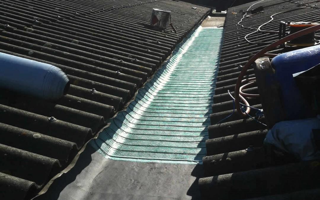 Dakgoot verwarming, uniek in Nederland