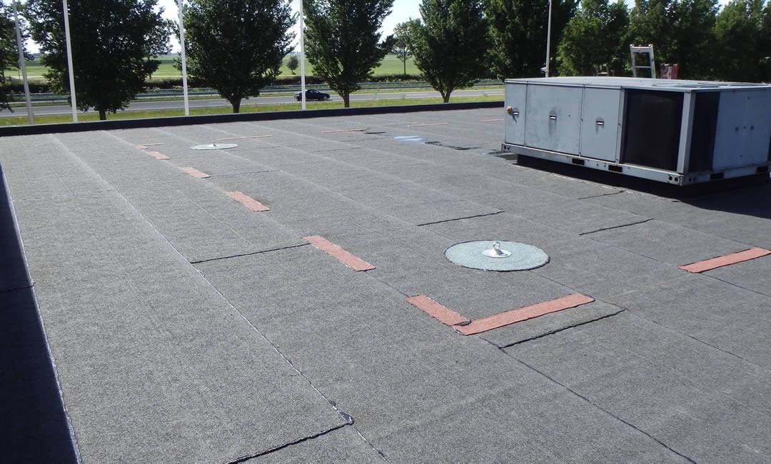 Vervangen platte dak Benningbroek