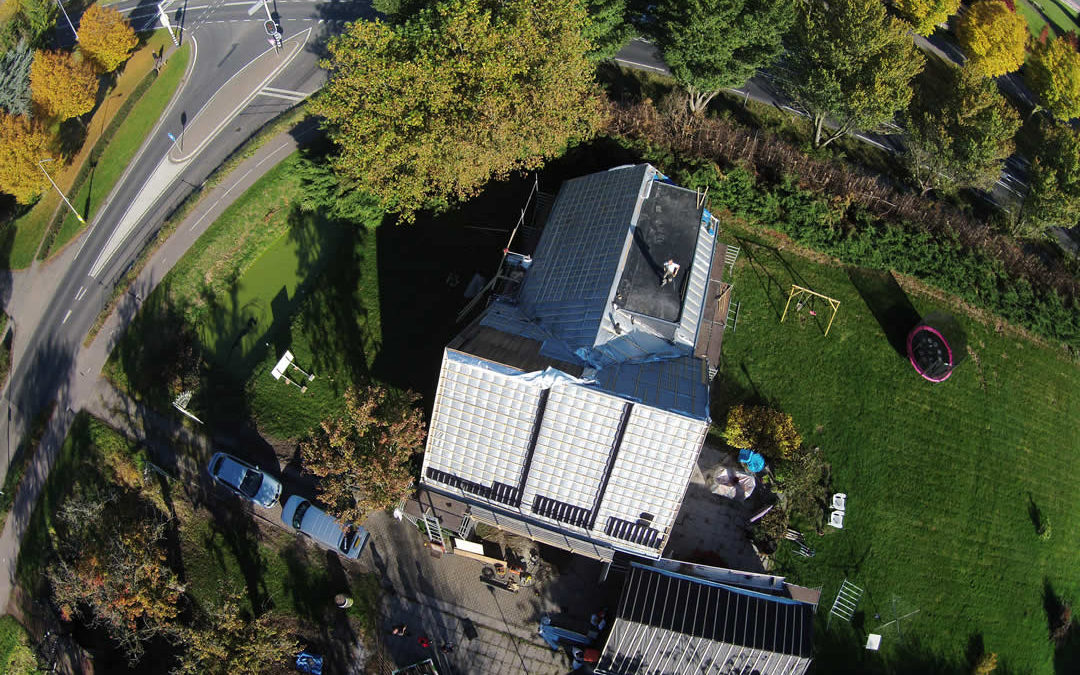 Upgrade woning en garage Zwaagdijk
