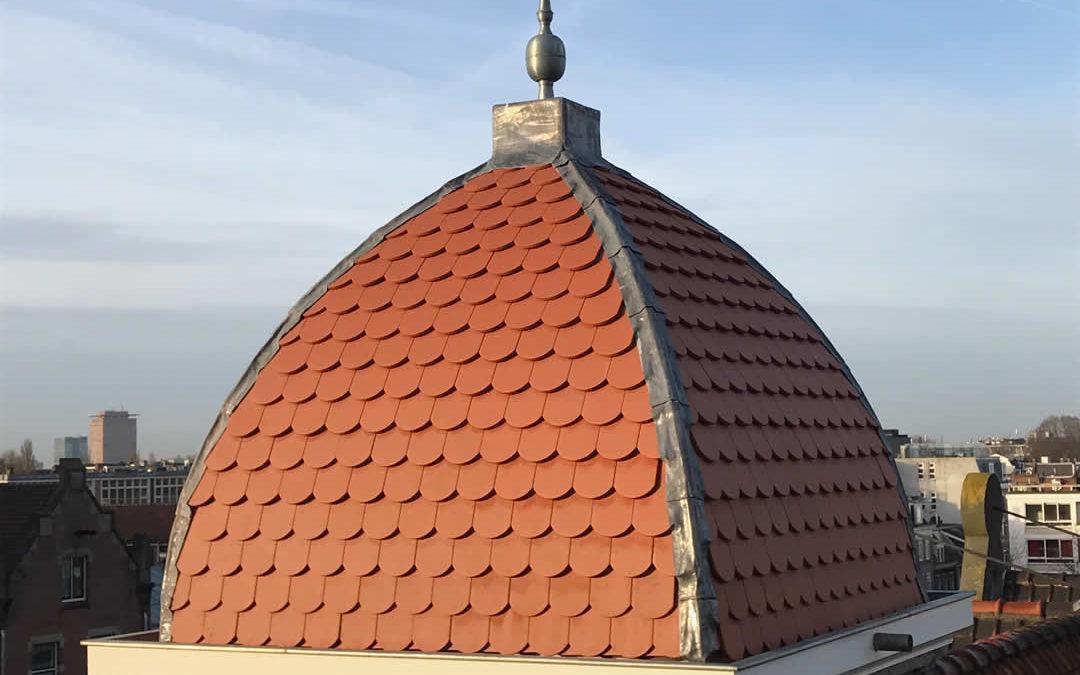 Onderhoud dak Amsterdam