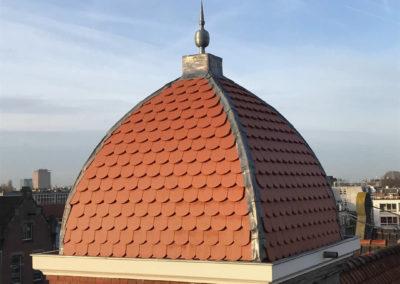 Dakpannen Amsterdam